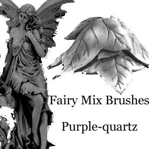 Fairy Mix Brushes Request by Purple-Quartz-Brush