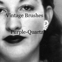 Vintage Brushes by Purple-Quartz-Brush