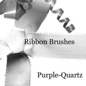 Ribbon Brushes by Purple-Quartz-Brush