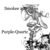 Smokee 2 Brushes by Purple-Quartz-Brush