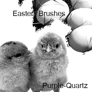 Easter Brushes by Purple-Quartz-Brush