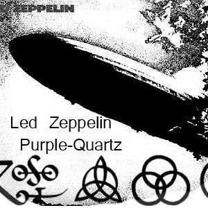 Led Zeppelin brush by Purple-Quartz-Brush