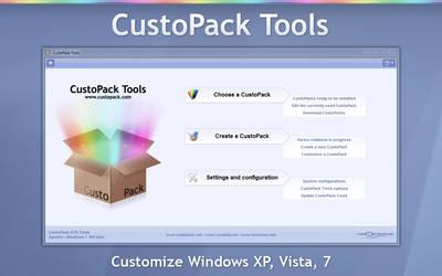 CustoPack Tools by David-PIERON