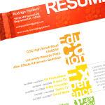 Resume by rodrigophilbert