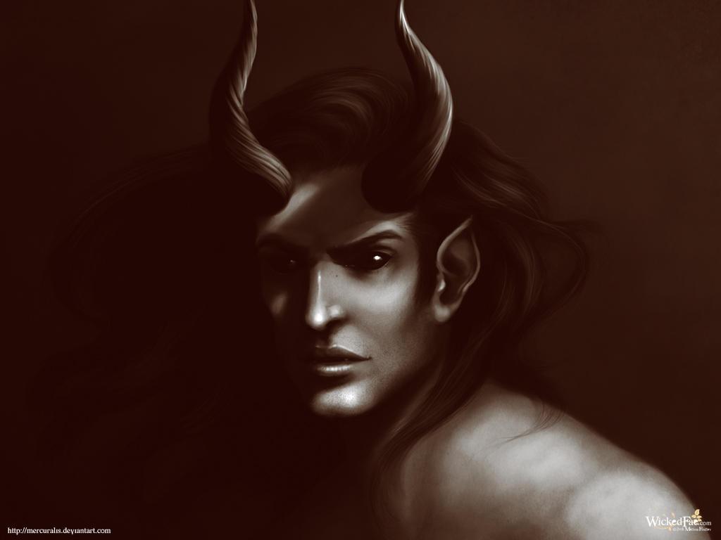 Devilish - Wallpaper Pack by MelissaFindley