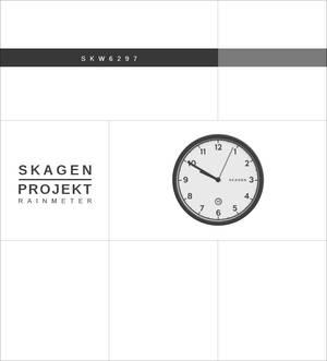 Skagen Projekt SKW6297