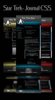 Star Trek Journal CSS by SilverPixiGirl