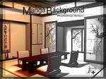 Manga Background from Photos