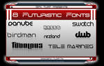 GT Presents: 8 Futuristic Font