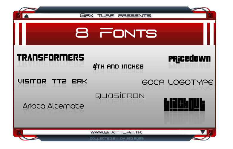 [Download]GT Presents: 8 Fonts GT_Presents__8_Fonts_by_DaBigBoss93