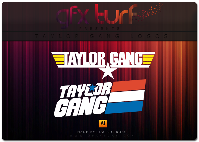 Taylor Gang Logo Wallpaper Taylor Gang Logos ai Files by