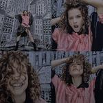 crazy girl #bylucegraphic