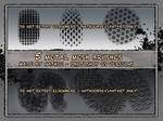 Metal Mesh Texture Brushes