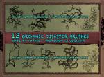 Organic Disaster Brush Pack
