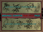 Organic Disaster PNG File Pack