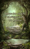 Premade Forest Background by nathies-stock
