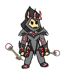 Helmet Heroes: Dark Mage Armour for Mages