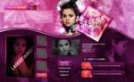 Selena Gomez | FREE PSD |