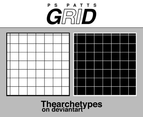 Grids |PS PATTERNS