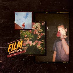 Film Borders // .PNG FRAMES by Thearchetypes