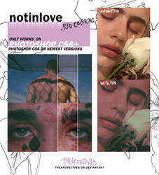 notinlove - PSD COLORING by Thearchetypes