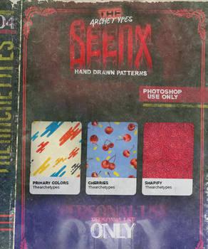 SEENX | Photoshop Patterns