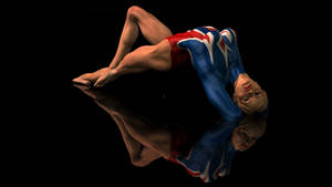 Gymnast exercise