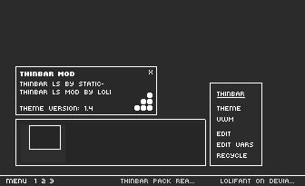 Thinbar LS Themes Pack