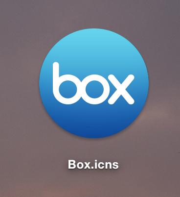 Box icon by club17