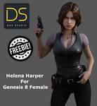Helena Harper For G8F
