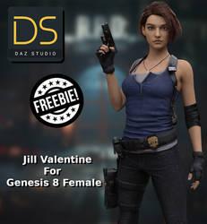 Jill For G8F DL