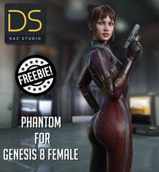 Phantom For G8F Dl
