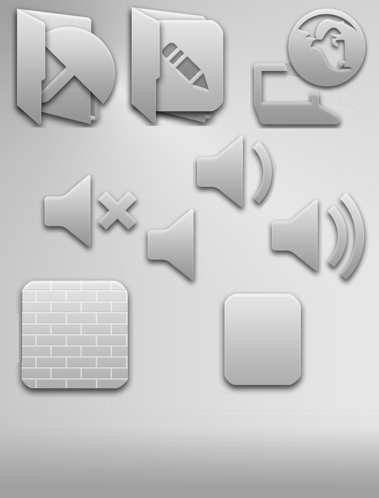 Token Light Icons by Bruellkaefer