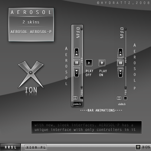 Aerosol v1 by HYDRATTZ