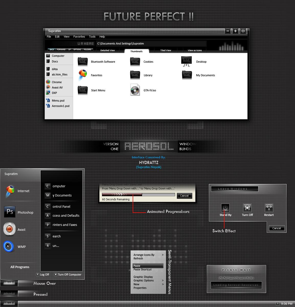 AEROSOL v1.01 by HYDRATTZ