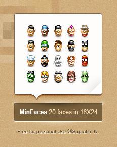 MinFaces by HYDRATTZ