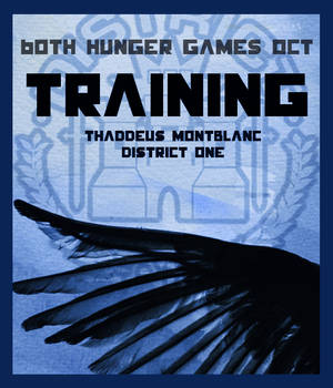 60th Hunger Games OCT: Training
