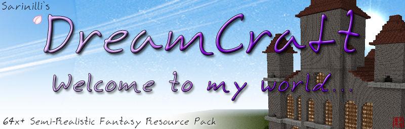 Sarinilli's DreamCraft Resource Pack
