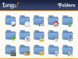 Tango Folders by fr3z3r