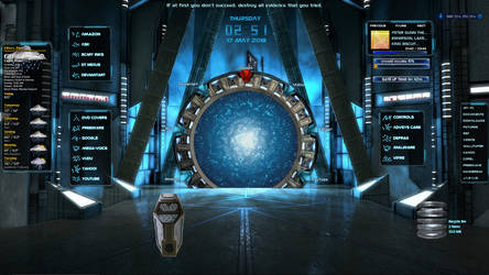 Stargate Room 1.0 by oldcrow10