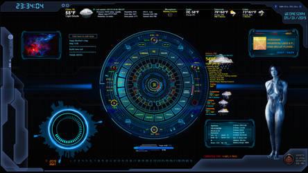 Cortana UI 1.2 by oldcrow10