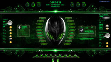 Alien Invasion 1.1.0 by oldcrow10