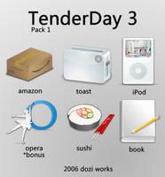 TenderDay 3 - Pack 1 by dpzo