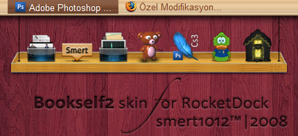 Bookself2 Skin for RD by smert1012
