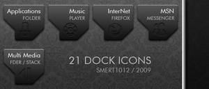SRD DOCK Icons