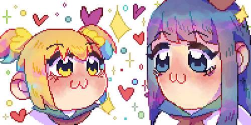 best girls [f2u icons] by Nyashkaa
