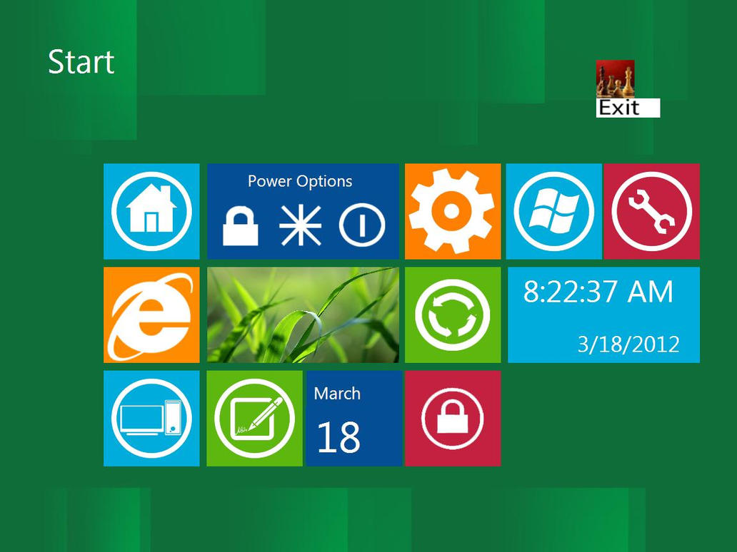 Startiles Beta 1 Live Tiles For Windows 7 Xp Vista By