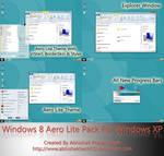 Windows 8 Aero Lite Pack By Abhishek Pratap Singh