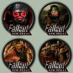 Fallout New Vegas Icons
