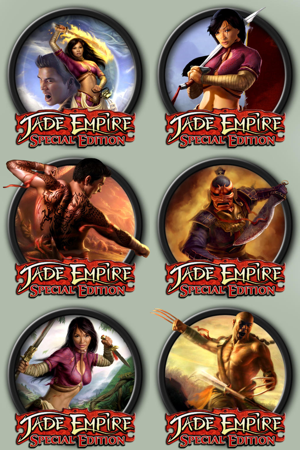 Jade Empire by kodiak-caine